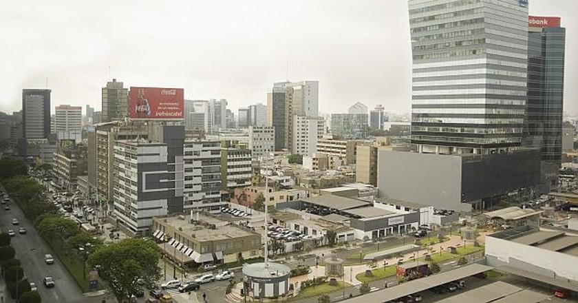San Isidro, Lima   © Serious Cat / Flickr
