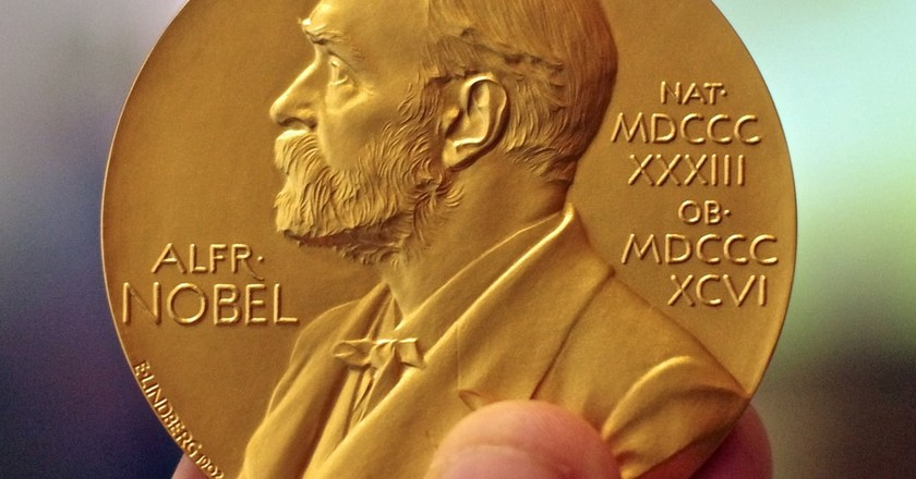 Nobel Prize Medal   © Adam Baker / Flickr