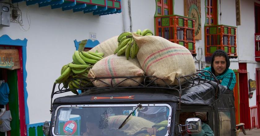 Colombian Coffee Region   © McKay Savage / Flickr