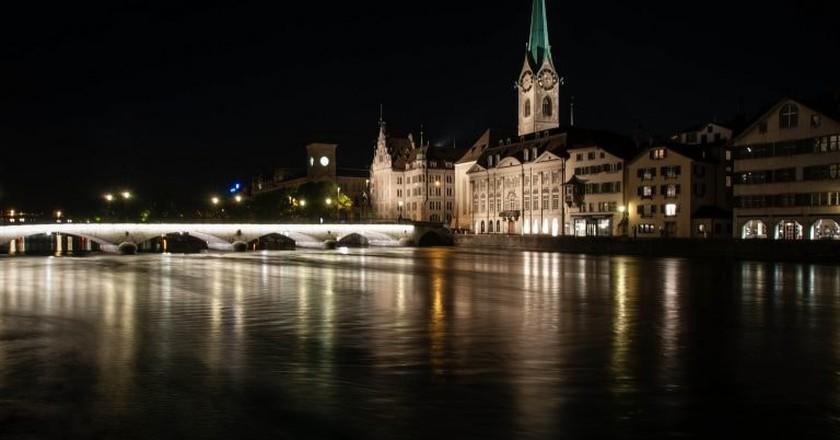 Discover Zurich on a layover | © Kamil Porembiński/ Flickr
