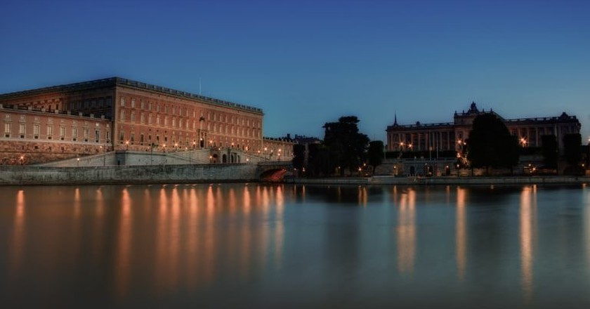Stockholm is very safe both day and night | © Yianns / Flickr