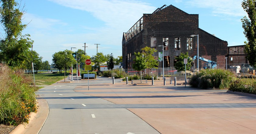 The Perfect Cycling Guide to Detroit, Michigan