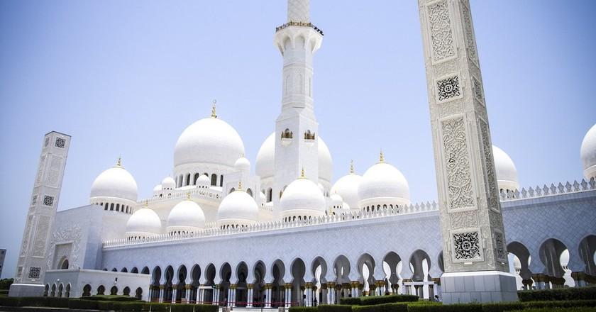 Sheikh Zayed Grand Mosque | © hezhichengcn/Pixabay