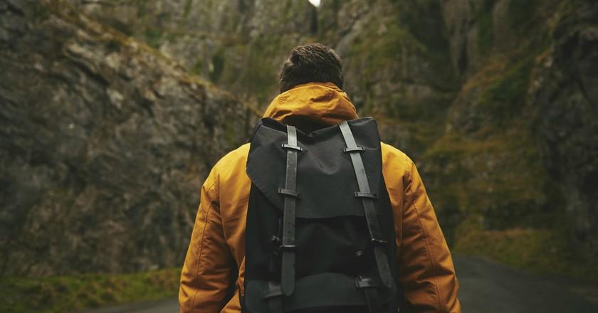 Backpacker ©Pexels/Pixabay