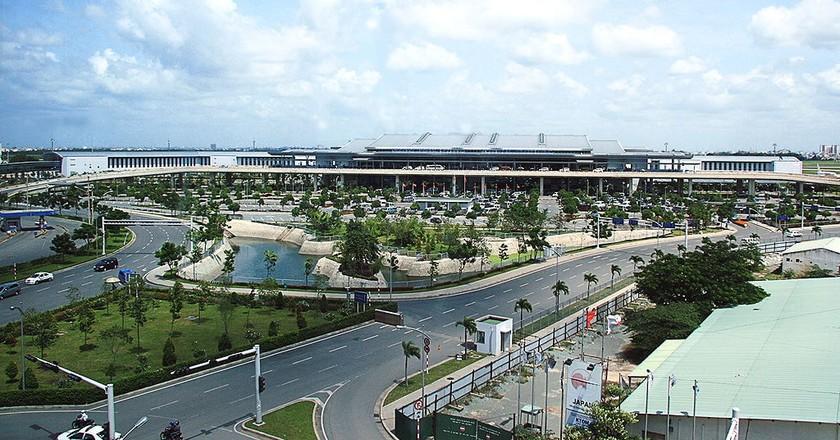 Tan Son Nhat International Airport | © Lưu Ly/WikiCommons