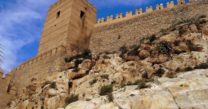 Alcazaba of Almería   © skeeze / Pixabay