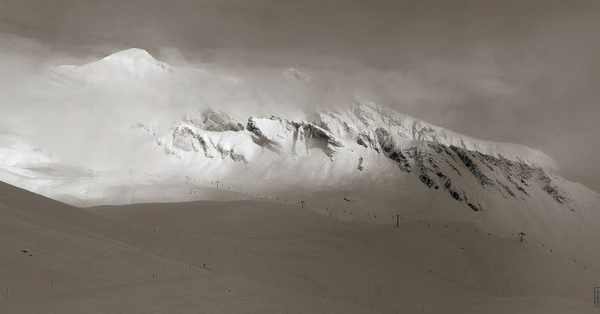 Alpine mountains   © LoboStudioHamburg / Pixabay