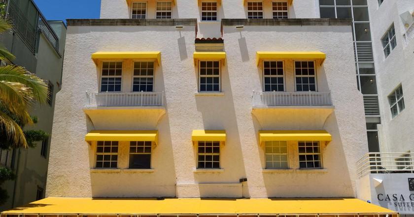 Art Deco style in Miami Beach |©  Haydn Blackey \ Flickr