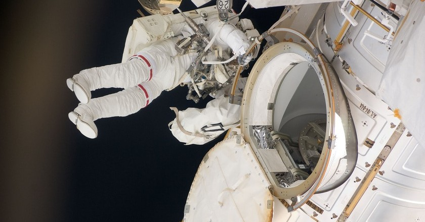 Japan is Paying People to Stay in a Space Station Simulation