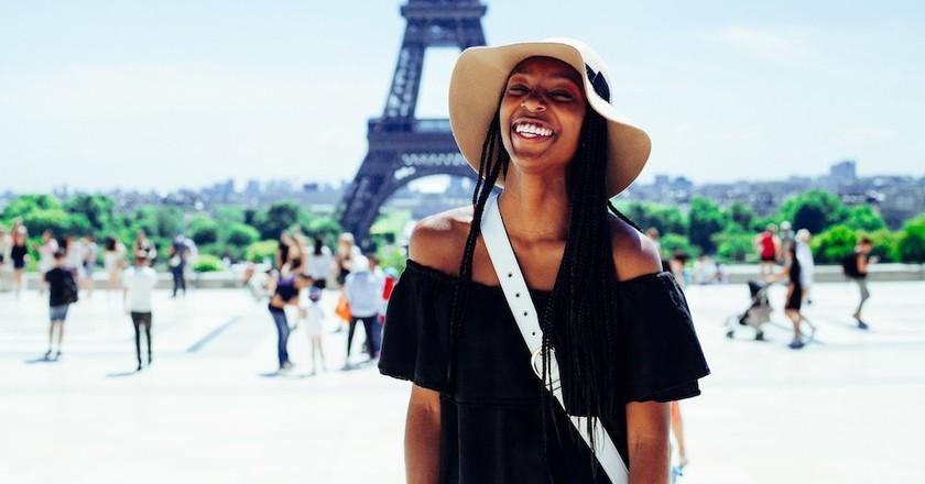 Paris traveler | © Atikh Bana/Unsplash