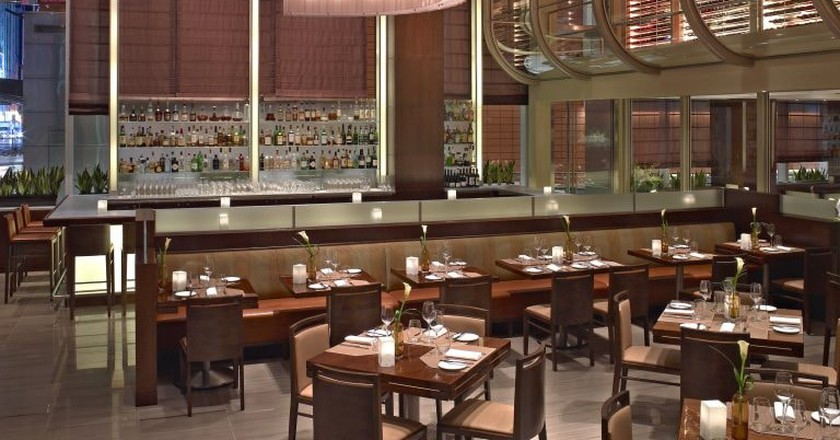 The Liberty Room at Aureole