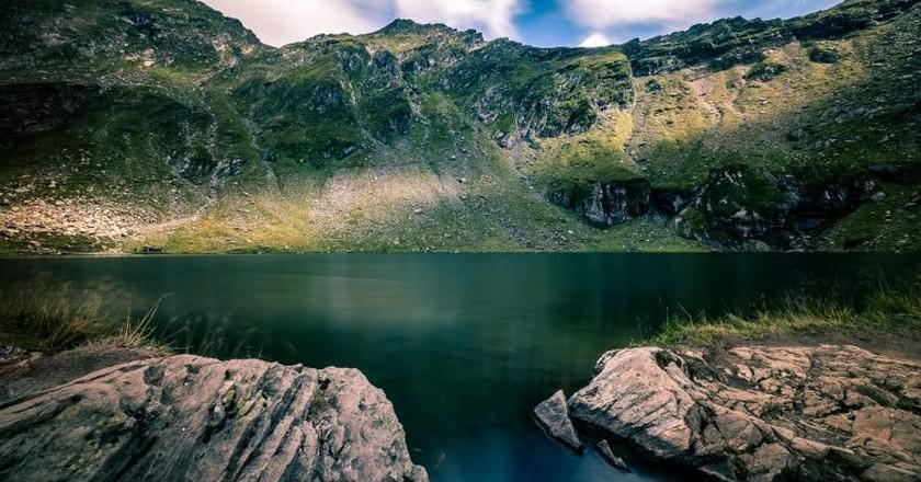 Bâlea Lake, Romania   © Giuseppe Milo / Flickr