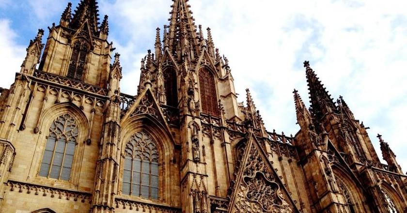 Barcelona's cathedral | © NRThaele / Pixabay