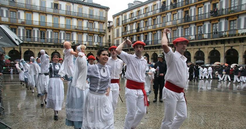 Basque people   ©dantzan / Flickr