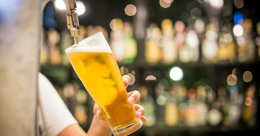 Draft Beer   © amiera06/Pixabay