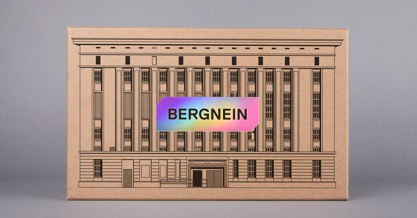 Bergnein, the Berghain themed board game | © Ninja Print/ Courtesy of Ninja Print