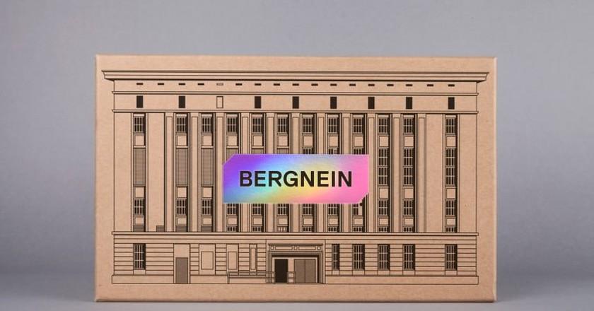 Bergnein, the Berghain themed board game   © Ninja Print/ Courtesy of Ninja Print