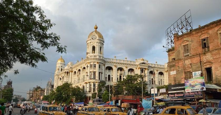 Metropolitan Building, Kolkata | © Biswarup Ganguly / WikiCommons