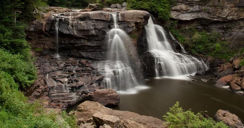 Blackwater Falls | © Mehul Antani / Flickr