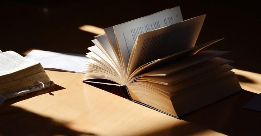 Open book | © congerdesign / Pixabay