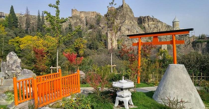 Autumn in Botanical Garden | © Mostafameraji / WikiCommons
