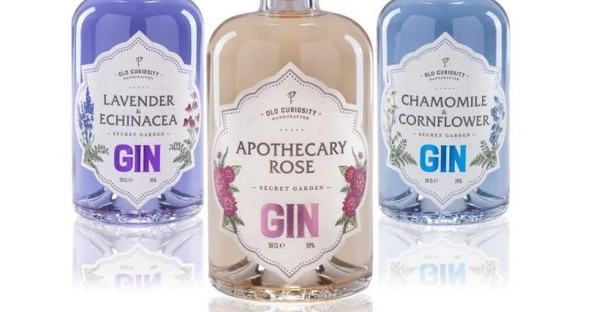 Secret Garden Gin