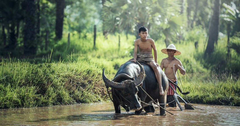 Thailand is Subsidising People on Welfare to Go on Vacation