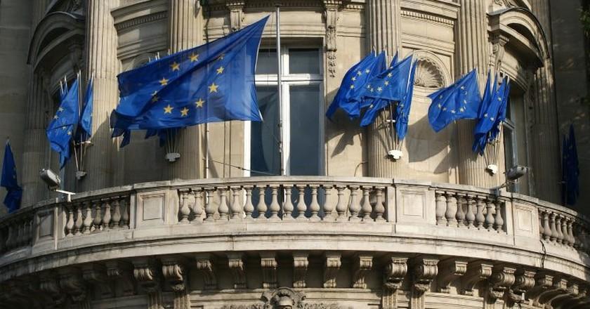 European Union Flags | © 12019 / Pixabay