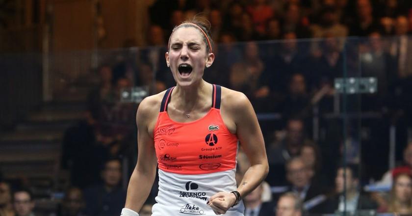 Camille Serme | © Professional Squash Association