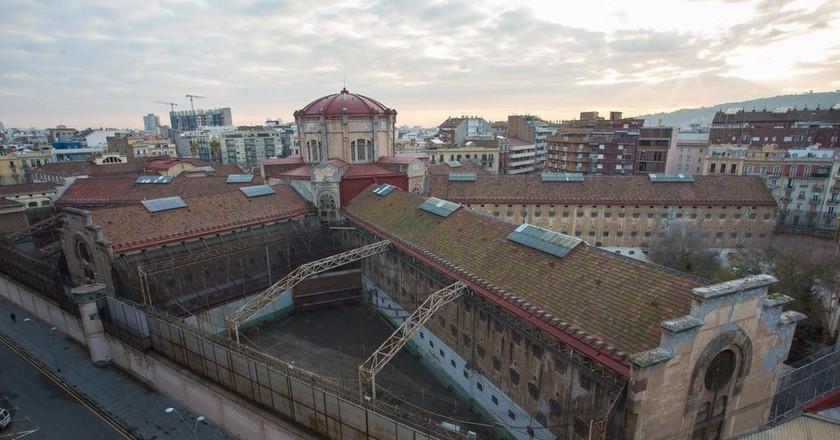 El Modelo prison © Generalitat de Catalunya