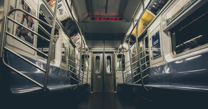 The New York City subway system looking uncommonly clean   © igorovsyannykov/Pixabay