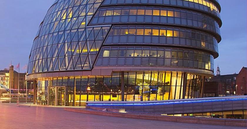 London's Most Unusual Buildings