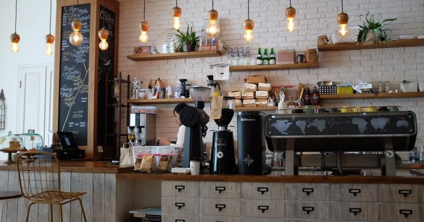 Coffee Shop | © Free-Photos/Pixabay