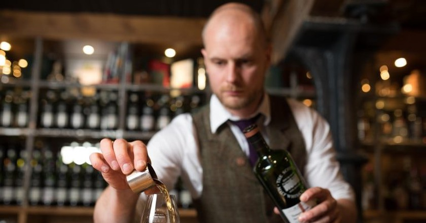© Courtesy of The Scotch Malt Whisky Society