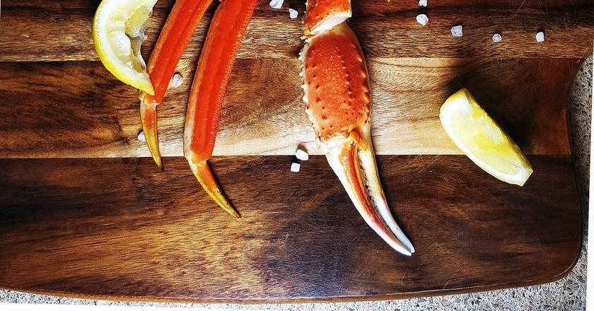 Kamchatka crab. hanna2089 (c) | Pixabay