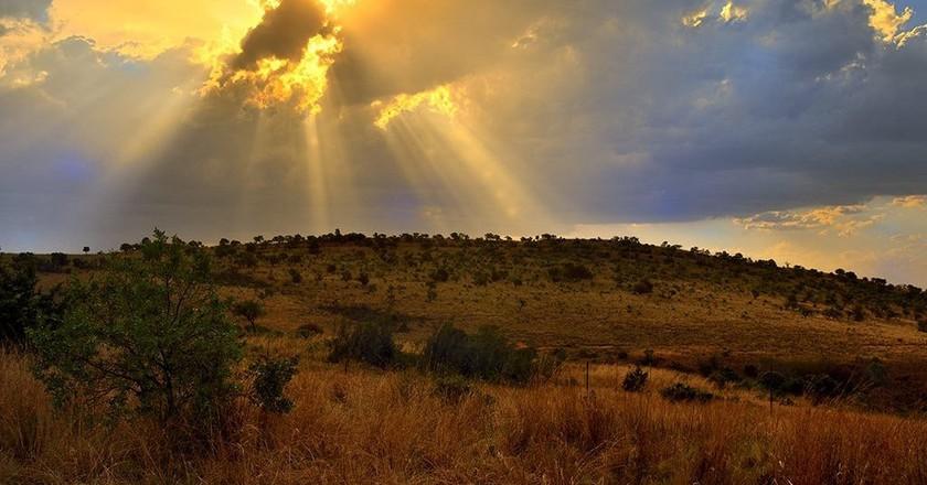 Cradle of Humankind Sunset | © Martin Heigan/Flickr