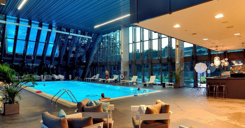 Does it get any better than this? | © Crowne Plaza Belgrade/Hotels.com