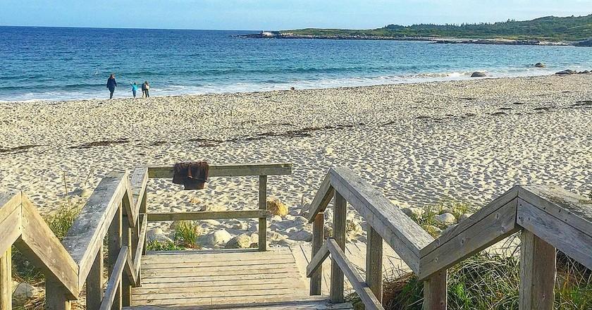 Crystal Crescent Beach | Courtesy of Kate Horodyski