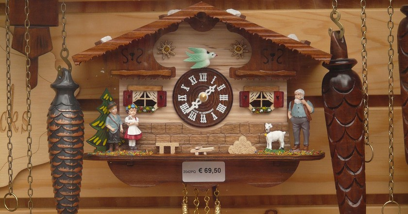 The Curious History Of Germany S Cuckoo Clock