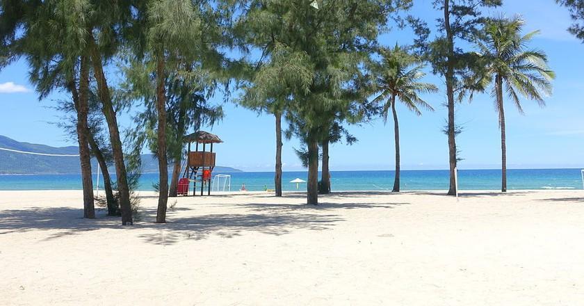 Danang's Sandy Beaches   © Daderot/WikiCommons