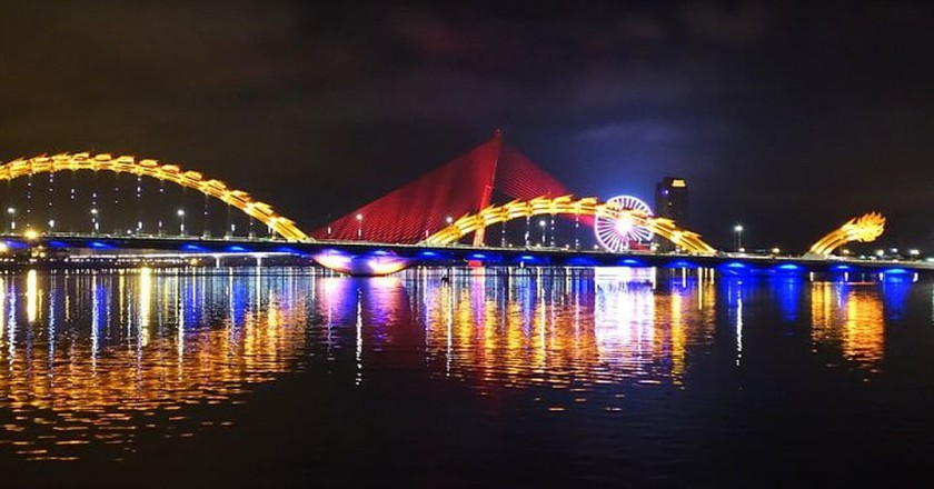 The most famous bridge in Danang   © Daderot/WikiCommons