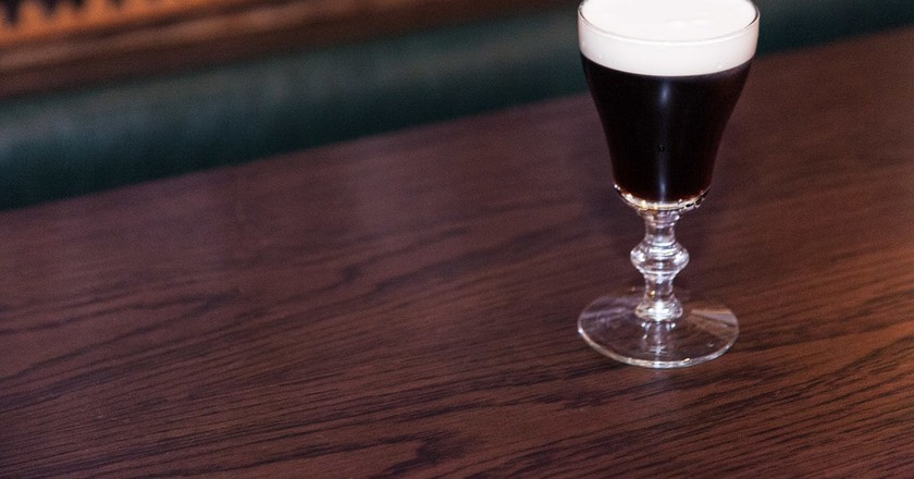 Perk Up With These Coffee- and Tea-Based Hot Cocktails in NYC
