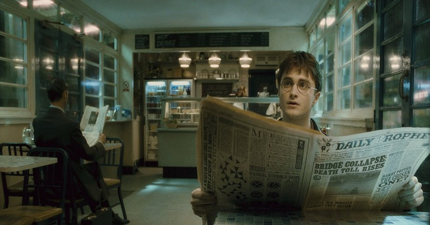 Did you know that this Harry Potter film was partially shot in Norway? | Courtesy of Warner Bros