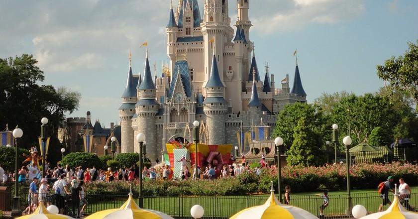 Disneyworld | © Pixabay