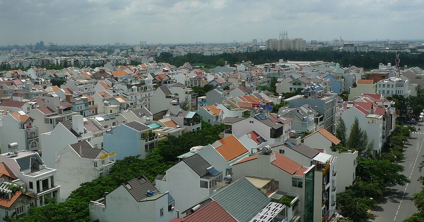 A much cleaner Saigon | © 날개/WikiCommons