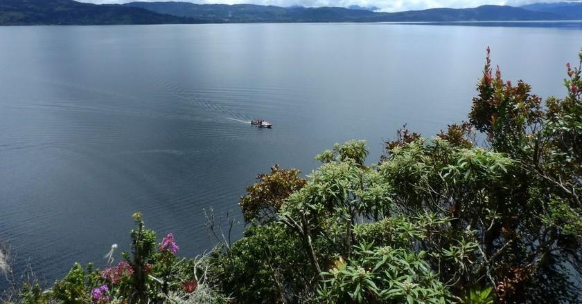 La Cocha Lake near Pasto | © Chris Bell / The Culture Trip