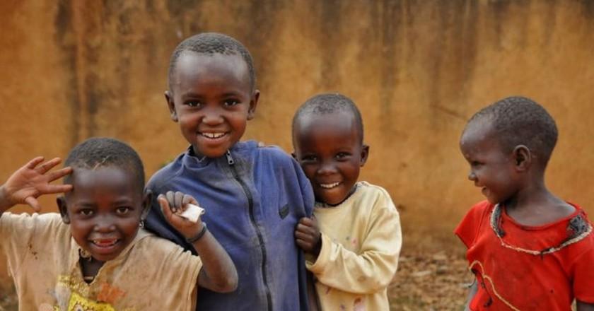 Faces of Tanzania   © Rod Waddington / Flickr