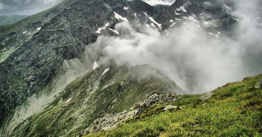 Fagaras Mountains, Romania   © trallala67/ Pixabay