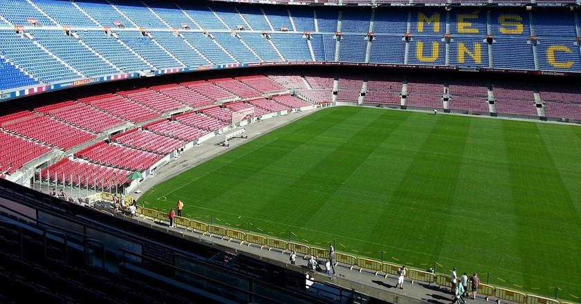 Camp Nou   © Pasión Viajes / Flickr