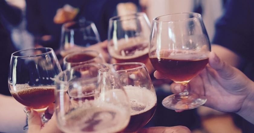 Cheers | © Free-Photos / Pixabay